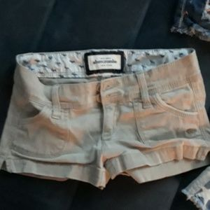 Two pairs of girls size 8 Jean's